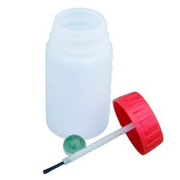 Bote pl stico con pincel 50ml 125 unidades env2612 disanfe fabricantes disolventes para - Pintura para plastico ...